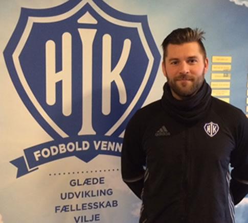 HIK´s talentsportschef Philip Hansen ser frem til at udvikle talenter sammen med Københavns Skole & Idrætsakademi