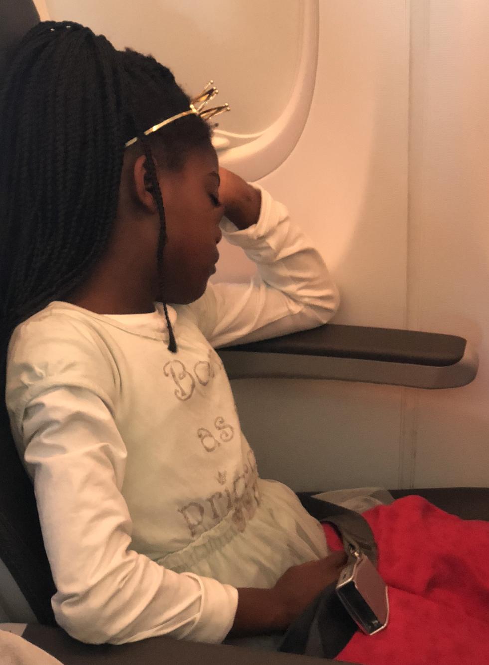 Man kunne godt blive lidt træt på flyvetren