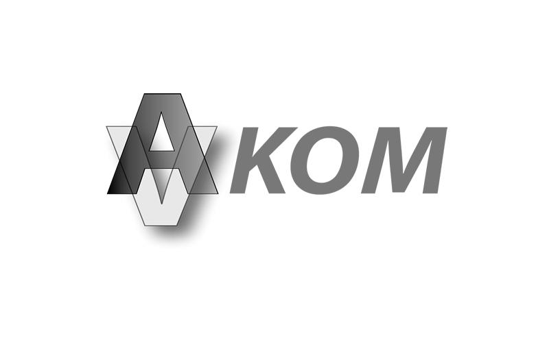 AVkom logo 2